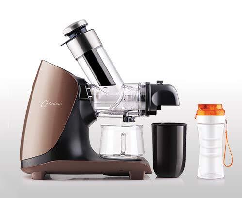 Optimum 800 (H3000 2nd Gen) Beste Slow Entsafter Kaltpresse mit Vakuumfunktion
