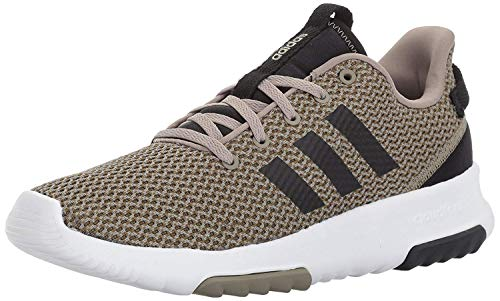 adidas Men's CF Racer TR Running Shoes, Trace Olive/Black/Trace Cargo, (4.5 M US)