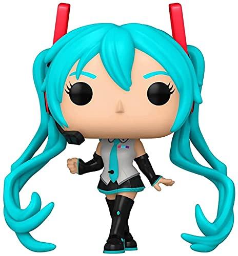 POP Animation: Vocaloid - Hatsune Miku V4X