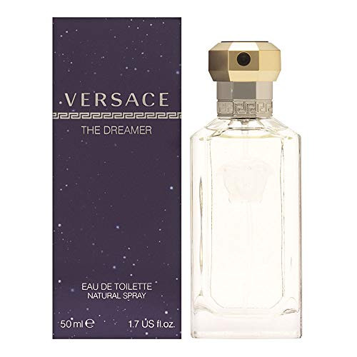 Versace The Dreamer homme/men, Eau de Toilette, Vaporisateur/Spray 50 ml, 1er Pack (1 x 50 ml)