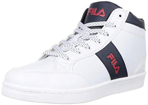 Fila Men's Crante Wht/NVY Sneakers-7 UK (41 EU) (8 US) (11008031)