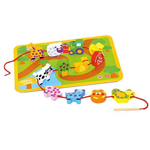 Bino 81038 jouet à enfiler