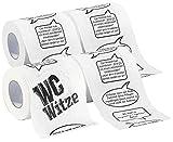 infactory Klopapier bedruckt Fun: Toilettenpapier Witze, 1 Rolle (Fun Toilettenpapier Rollen)