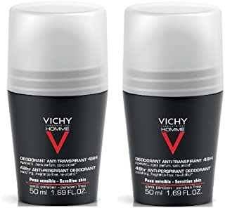Vichy Homme 48H Desodorante Antitranspirante - 100 ml