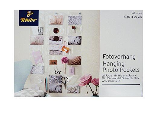 Tchibo TCM Fotovorhang zum Aufhängen a.d. Wand Foto Bilderrahmen Rahmen