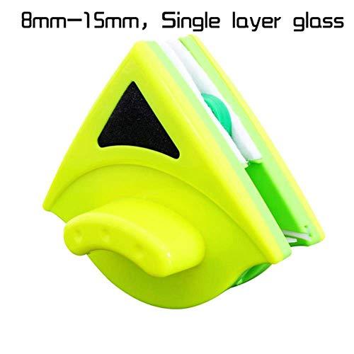 Schoonmaak spullen Double Side Glass Reinigingsborstel Magnetic Glazenwasser Magneten huishoudelijk gereedschap Wiper Nuttig Surface Brushs, 3mm tot 8 mm glas (Color : 8mm to 15mm Glass)