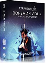 Bohemian Violin -ソロバイオリン音源- EXP2強化済版