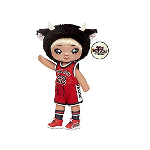 MGA Entertainment Na! Na! Na! Surprise 2 in 1 Fashion Doll and Plush Purse Series 4, Tommy Torro