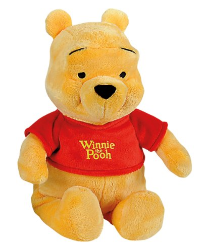 Smoby Winnie The Pooh Peluche 35cm, Color Rojo, Amarillo (