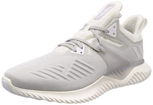 adidas alphabounce beyond 2 m Zapatillas de Running Unisex adulto, Blanco (Ftwr White/Ftwr White/Grey Two F17 Ftwr White/Ftwr White/Grey Two F17), 43 1/3 EU (9 UK) ✅
