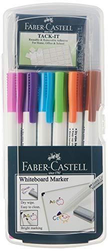 Slim whiteboard marker, modieuze kleuren
