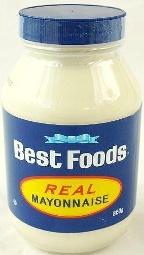 Best foods ベストフーズ リアルマヨネーズ 860g×48個セット