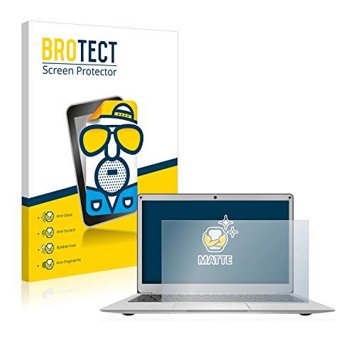 BROTECT Entspiegelungs-Schutzfolie kompatibel mit TrekStor Surfbook A13B Displayschutz-Folie Matt, Anti-Reflex, Anti-Fingerprint