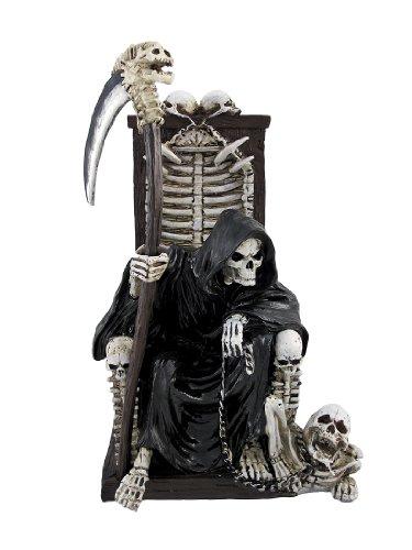 estatua zombie de la marca Things2Die4