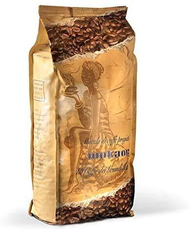 Mokaor Kaffee 1954 Von Handwerkern in Italien geröstet - Kaffeebohnen PRO Espresso GRAN CREMA - 1er Pack (1 x 1 kg)