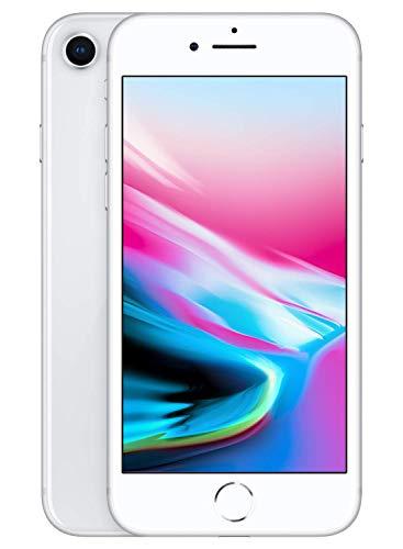 Apple iPhone 8 64GB - Silber - Entriegelte (Generalüberholt)