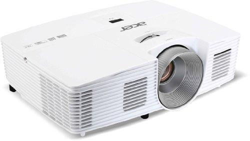 Acer H5380BD 3D DLP-Projektor (3D-fähig direkt über HDMI 1.4a, 144Hz Triple Flash 3D, Kontrast 13.000:1, 3.000 ANSI Lumen, Native 720p, 1.280 x 720...