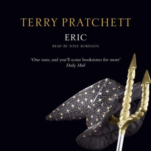 Eric audiobook cover art