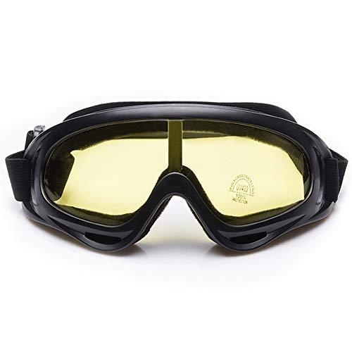 Lixada Gafas Airsoft Gafas Militares Universales UV400