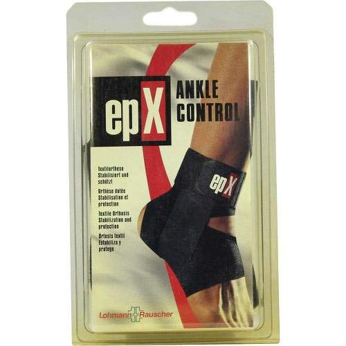 EPX Bandage Ankle Control Gr.XXL 28,0-33,0 cm 1 St Bandage