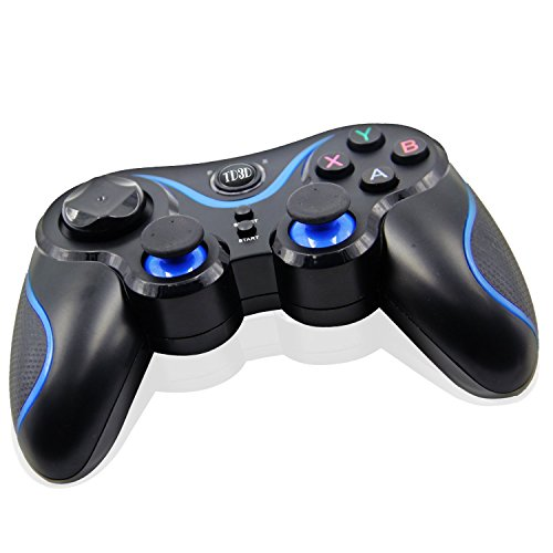 Evolved Dimensions (formerly True Depth 3D) BT Motion Wireless Bluetooth Gamepad for Android Smartphones, Cell Phones, Tablets and Devices