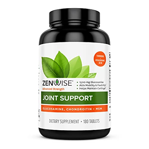 Chondroitin & Glucosamine Combination Nutritional Supplements