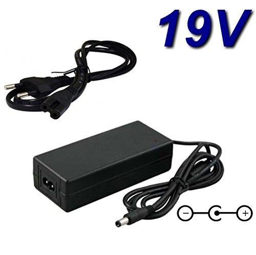 TOP CHARGEUR * Adaptador Alimentación Cargador Corriente 19V Reemplazo Recambio Monitor TV LG 28MT49S 28MT49S-PZ
