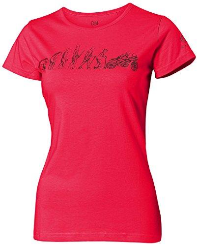 Held T-shirt Evolution pour femme Violet/rose Taille S