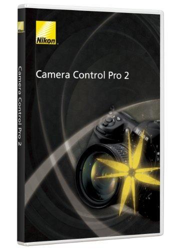 Nikon Camera Control-Pro 2 - Programa de Mejora para cámaras réflex Nikon