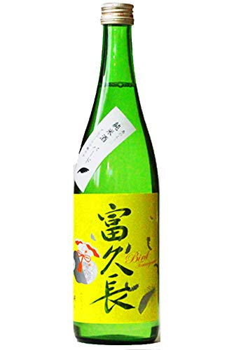 【日本酒/広島県/今田酒造本店】富久長 純米酒 バード 720ml