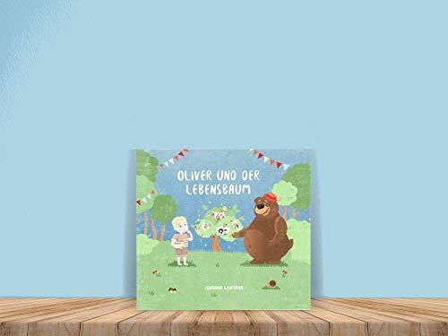 Der Lebensbaum - ein personalisiertes Kinderbuch als Geschenk zur Taufe, Kommunion und Konfirmation