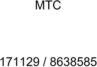 MTC 171129/8638585 Subframe Bushing O-ring (Volvo models)