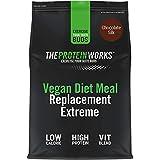 The Protein Works Batido Sustitutivo Vegano | Chocolate Suave 500 g