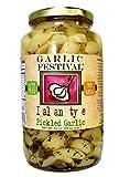 Garlic Festival Foods Italian Style Pickled Garlic Quart 32 oz.