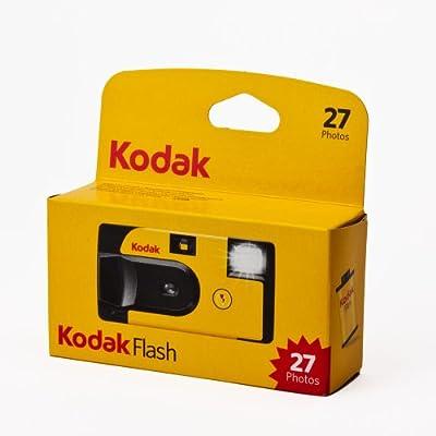 Kodak Fun Saver with flash and ISO 800 27 Exposures from Kodak
