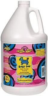 Crazy Dog Baby Dog Baby Powder Scented Dog and Puppy Shampoo