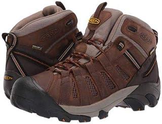 [キーン] Utility メンズ 男性用 シューズ 靴 ブーツ 安全靴 ワーカーブーツ Cody Soft Toe Waterproof - Cascade Brown/Caramel [並行輸入品]