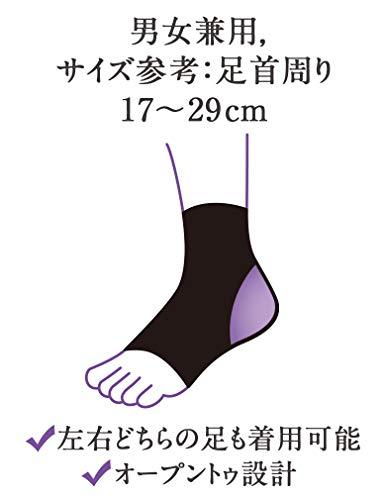 かかと靴下かかと保湿かかと集中保湿ソックス1足分男女兼用