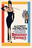 Audrey Hepburn 'Frühstück bei Tiffany One-Sheet' Maxi