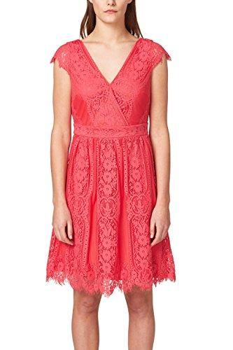 ESPRIT Collection 038eo1e021 Vestido de Fiesta, Rosa (Pink Fuchsia 660), XX-Large para Mujer