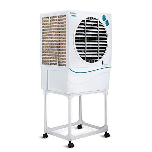 Symphony Jumbo 41 Desert Air Cooler - 41-litres, White