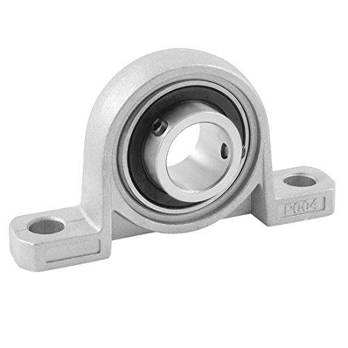 Rodamiento de bolas autoajustable de acero inoxidable de 20 mm de diámetro interior.