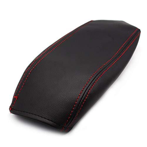 Consola central reposabrazos caja cubierta protección pad fit para Kia Sportage 2011 2012 2013 2014 2015 2016 coche microfibra cuero automotriz interior Accesorios