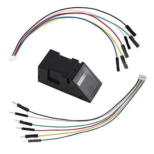 Optical Fingerprint Reader Sensor Module Door Lock Access Control Red Light for Arduino Mega2560 UNO R3 Geekstory