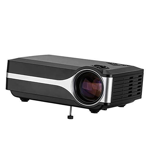 Donteec Video Projector, HD1080P Portable Home Theater Projector, Portable LED Smart Office Projector is The Best Gift for Movies, Games, Home Theaters, Video Projectors