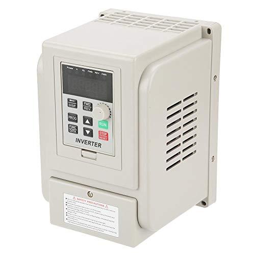 AC 220 V 4 kW Frequenzumrichter VFD Einphasen-Universal-Drehzahlregler Wechselrichtermotor 1 Phase für 3 Motoren (englische Version)