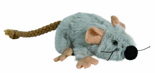 Trixie 45735 Spielmaus, Plüsch, 7 cm