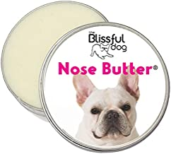 The Blissful Dog Cream French Bulldog Nose Butter – Dog Nose Butter, 1 Ounce