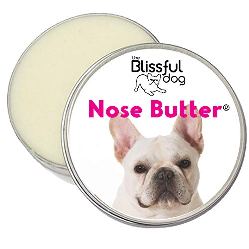 The Blissful Dog Cream French Bulldog Nose Butter – Dog Nose Butter, 2 Ounce