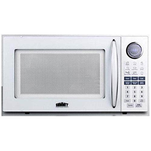 Best Bargain Summit n.a SM1102WH Microwave, White